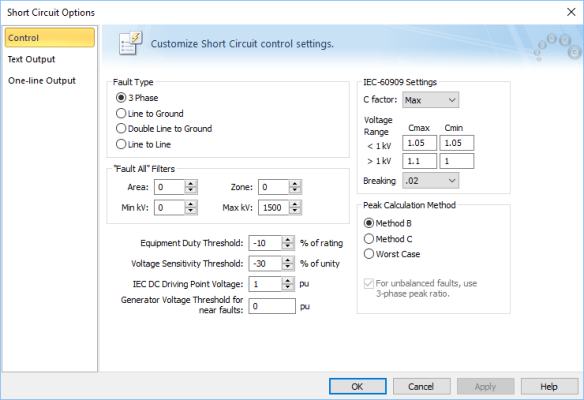 EasyPower 10 0 Update Release Notes | EasyPower Power System Software
