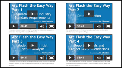 Electrical Software Videos | EasyPower Video Tutorials