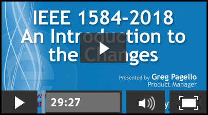 Intro to IEEE 1584-2018